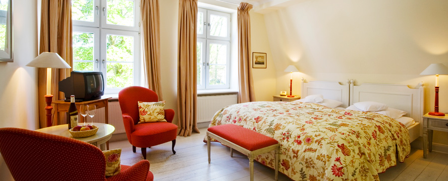 Suite in Hotel Ole Liese